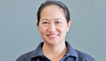 Physiotherapist - Shirley Fung