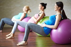 Exercise training during pregnancy