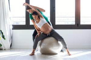 Prenatal exercise training Thornhill