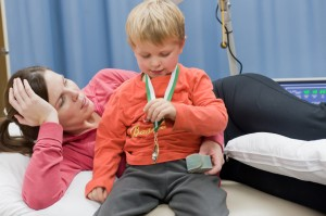 Osteopathy for children Thornhill